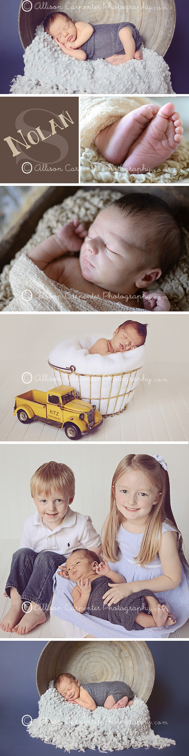 Hoover, Alabama Newborn Photographer
